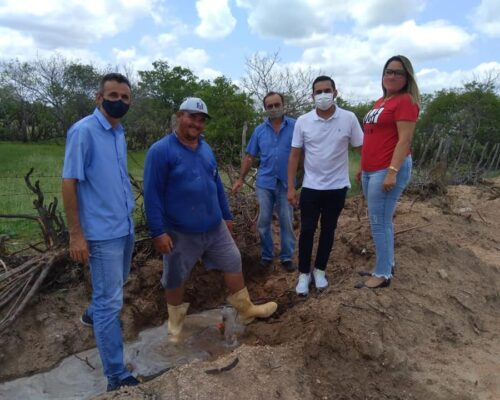 Comunidades de Uiraponga recebem água de qualidade