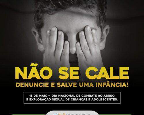 18 de maio – Dia Nacional de Combate ao Abuso e Exploração Sexual de Crianças e Adolescentes