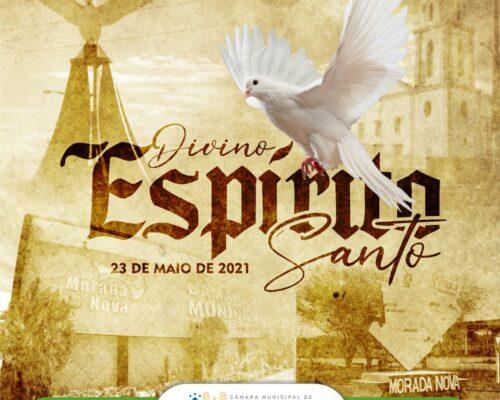 23 de Maio – Domingo de Pentecostes (Divino Espírito Santo)