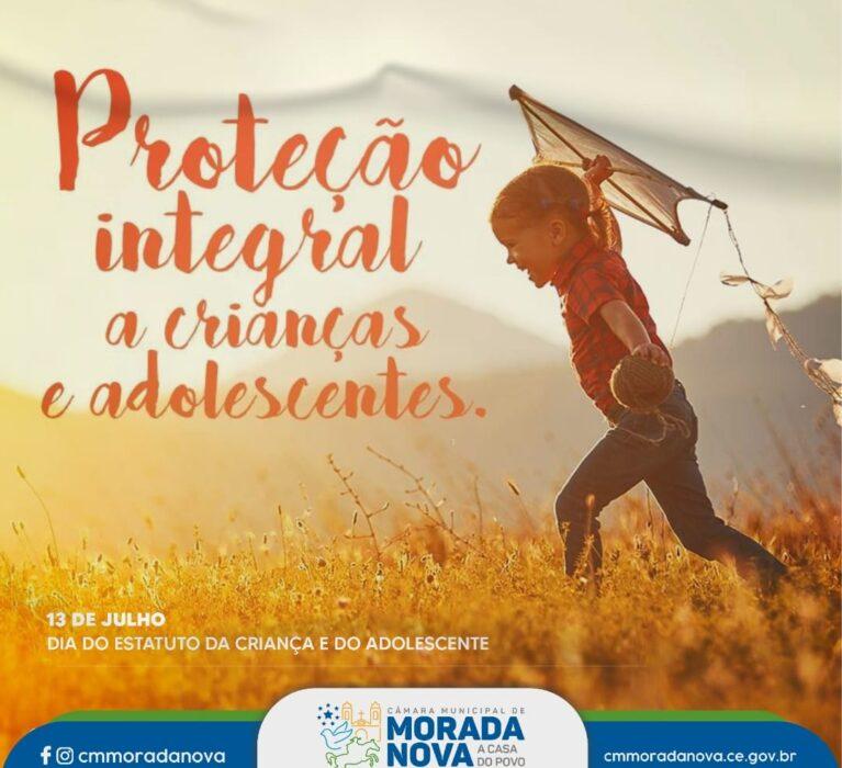 ECA – Estatuto da Criança e do Adolescente.