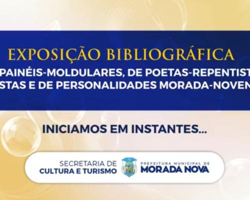 Exposição Bibliográfica em Painéis-Moldulares