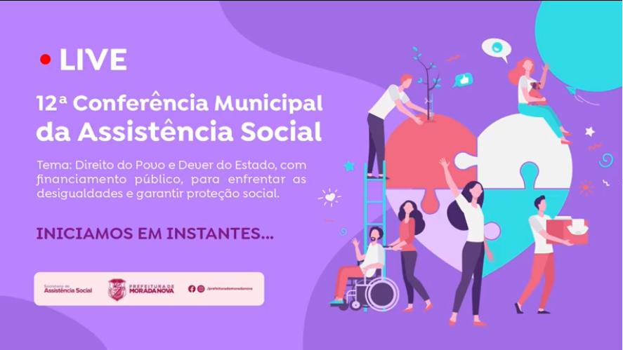 12ª Conferência Municipal da Assistência Social